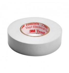 CINTA TEMFLEX 1600 BLANCA 3/4in X 27Ft (19mm X 8.3m)