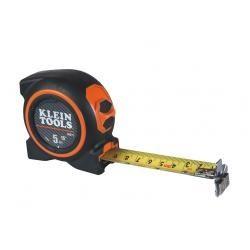 Cinta de medición magnética de 5 m con gancho doble