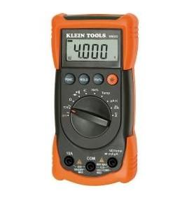 MULTIMETRO DIGITAL 10A 600V AC/DC TRUE RMS