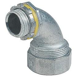 """CONECTOR L.T. 2-1/2"""" (63 mm) CURVO"""