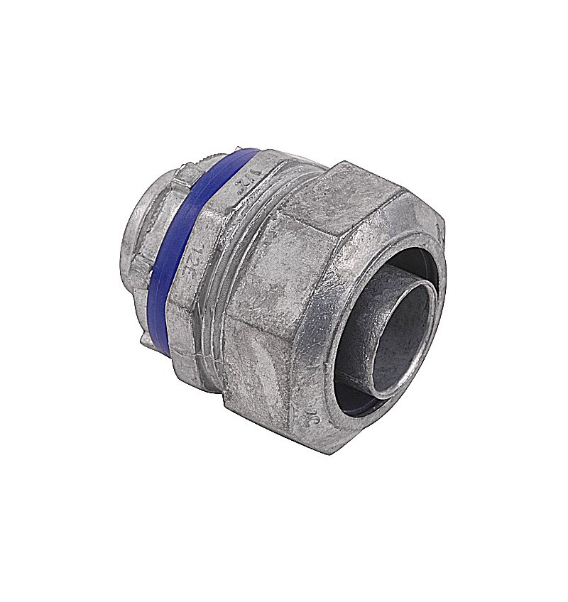 "CONECTOR L.T. 2-1/2"" (63 mm) RECTO"
