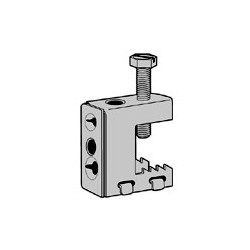 "MORDAZA BEAM CLAMP 1/2"" X 3/4"" (16 mm X 21 mm)"
