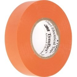 CINTA TEMFLEX 1700 NARANJA 3/4in X 66Ft (19mm X 20.1m)