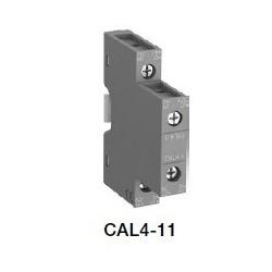 Contacto Auxiliar Lateral 1NA - 1NC CAL4-11para contactor AF09 - AF96