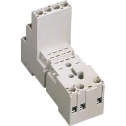 Base para relevador miniatura CR-M3LS 3c/o CR-M relay