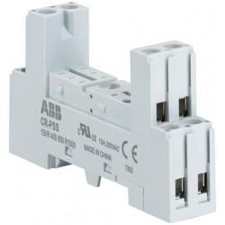 Base para relevador miniatura CR-PSS 1c/o or 2c/o CR-P relays