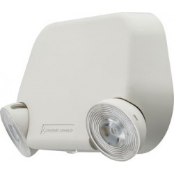 LUMINARIA LED EMERGENCIA 2 OREJAS 1W NICKEL CADMIO