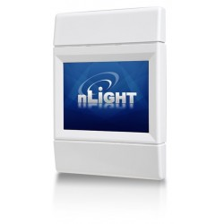 pantalla atenuable para dispositivos nlight