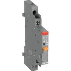 Contacto Auxiliar Lateral Derecho para senalizacion 1NA - 1NC SK1-11 para guardamotor