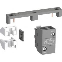 Bloqueo mecanico y electrico para contactores AF09 - AF38 VEM4