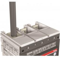 Zapatas para interruptor T5 FC CuAl para 1 cable de 95...300 mm2 (3/0...500 Kcmil) hasta 400A