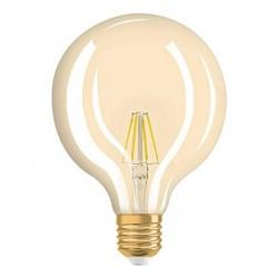 FOCO LED 4 W 120 V GLOBO G25 E26 2700 K