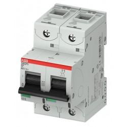 INTERRUPTOR TERMOMAGNETIC 2P 16 A 800 VDC Tipo Riel Din 5 kAIC Solar
