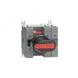 Seccionador Portafusible 63A, 690V para Fusible Europeo tamaño 000, tipo DIN43620