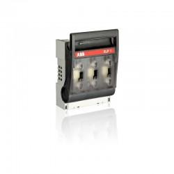 Seccionador Portafusible XLP1 para Fusible Europeo tamaño 1 tipo DIN43620 maximo 250A/690 V montaje en platina