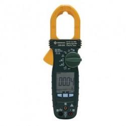 Amperimetro de gancho con secuencímetro y prueba para motores 600A, 600V