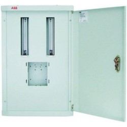 Centro de Carga 3F 4H 24C 250A 480V 35kA Protecta Plus, Solo Gabinete