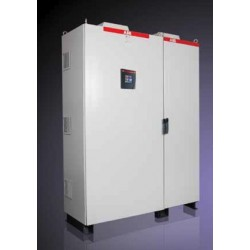 Banco Automatico de Capacitores de 50 KVAR 240V con ITM ppal, controlador RVC