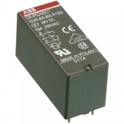 Relevador miniatura PCB CR-P024DC2 08A 2 c/o Bobina 24 VCD