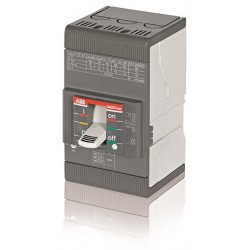 Interruptor Termomagnetico Tmax XT3N 3P 250 A 25kA 480V