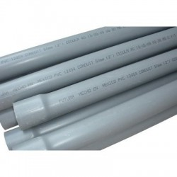 "TUBO PVC 1"" (27 mm) PESADO"
