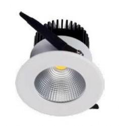"Spot Redondo 7W LED Luz calida 3"""