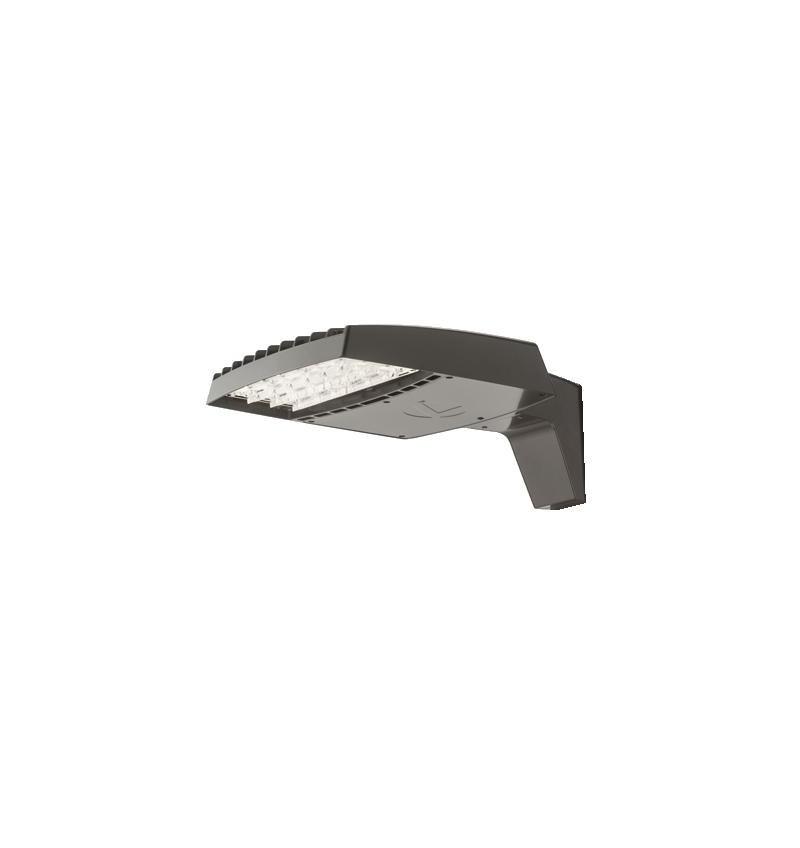 Luminaria para estacionamiento 133W 5000k 120 - 277V Bronce