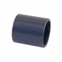 "COPLE 2 1/2"" (63 mm) PVC PESADO"