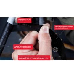 "CINTA  No. 130C AUTOFUSIONABLE 3/4""x30 Ft (19mm X 9.1m)"