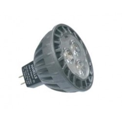FOCO LED 7 W 12 V MR16 GU5.3 3000 K DIMEABLE