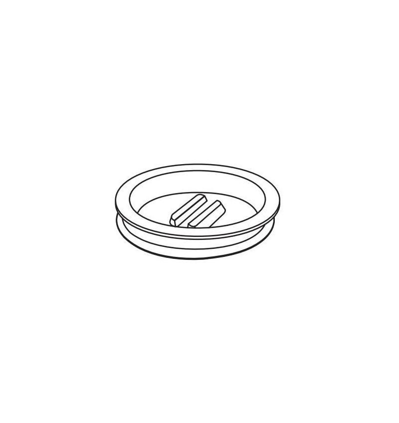 """TAPON ROSCADO PARA CAJA FS DE 1"""" (27mm)"""
