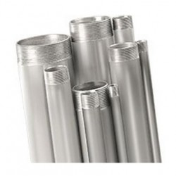 TUBO CONDUIT DE ALUMINIO DE 3/4 (19mm)