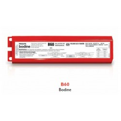 BALASTRO 17-215 W 120/277 V T5,T8 PL-L EMERGENCIA ELECTRONICA