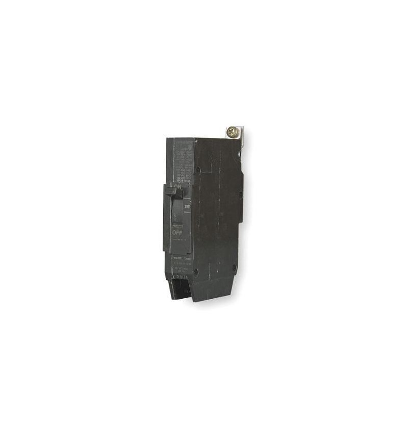 INTERRUPTOR TERMOMAGNETIC 1P 15A 277VAC Tipo TEY Atornillable