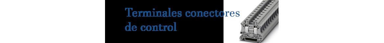 Terminales conectores de control | Indelek