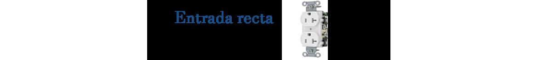 Tramo Recto Metalico Pared Gruesa | Indelek