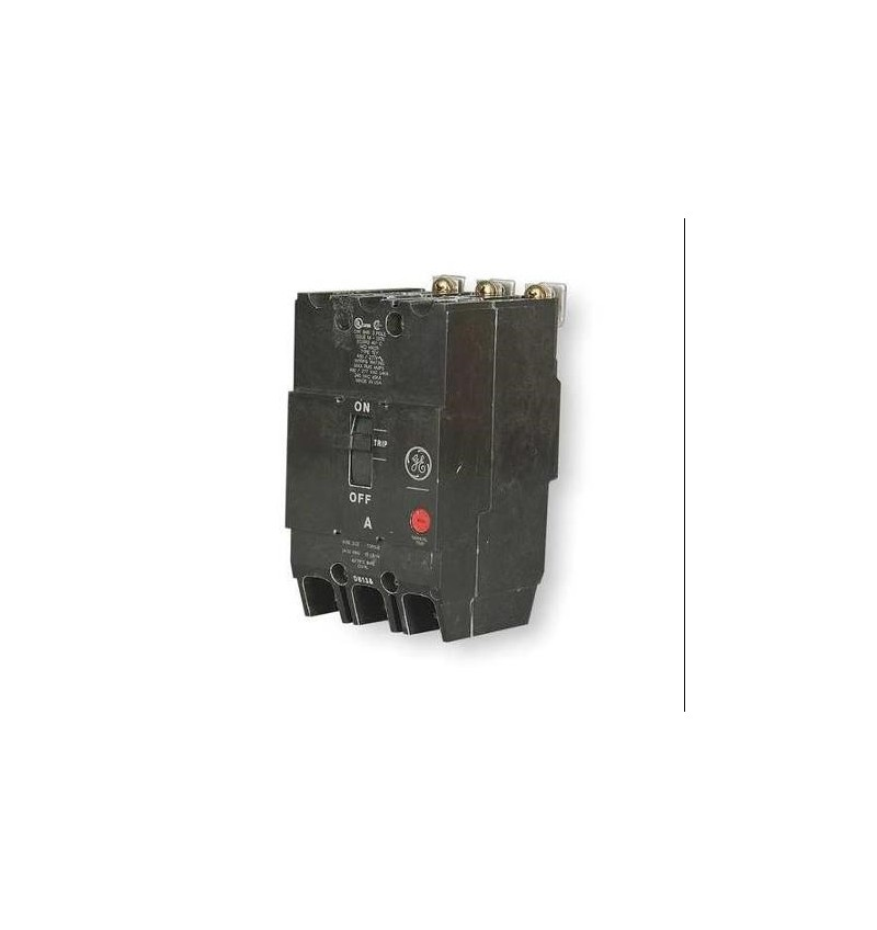 INTERRUPTOR TERMOMAGNETIC 3P 100A 480VAC Tipo TEY