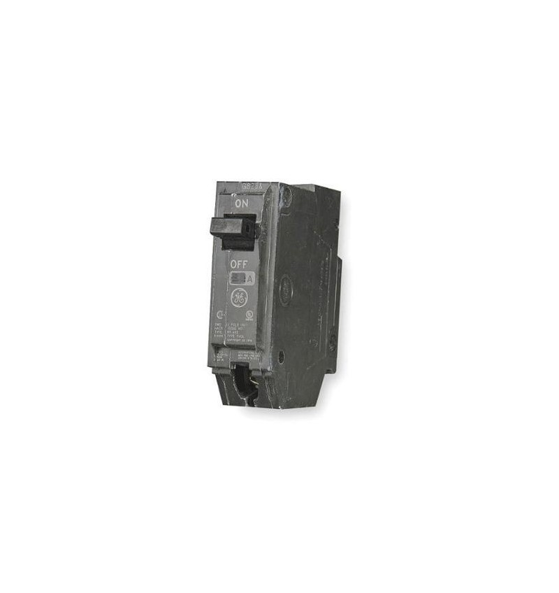 INTERRUPTOR TERMOMAGNETIC 1P 15A 120VAC Tipo THQL Enchufable