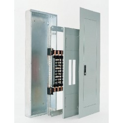 TABLERO 208/120 V 3F 4H 42 CIRC. INT. PRINCIPAL SGHA 400 A PARA ITM THQB