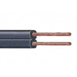 CABLE TIPO CORDON CAL 18 POT 300V
