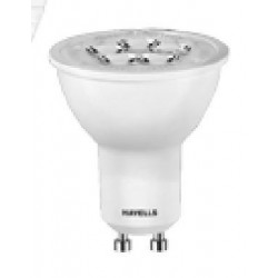 FOCO LED 5.5 W 100 - 240V MR16 GU10 3000 K