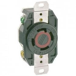 TOMACORRIENTE 3 FASES 4 HILOS 30A 480V NEMA L16-30 USO INDUSTRIAL
