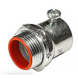 """CONECTOR PARED DELGADA 3/4"""" (21mm)"""