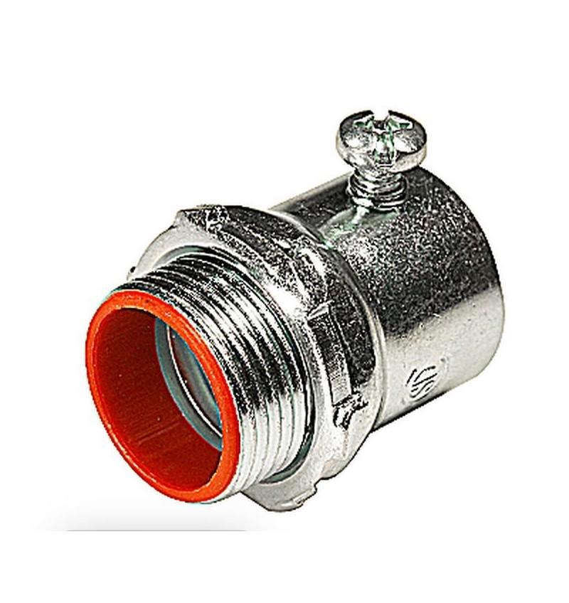"""CONECTOR PARED DELGADA 1"""" (27 mm)"""
