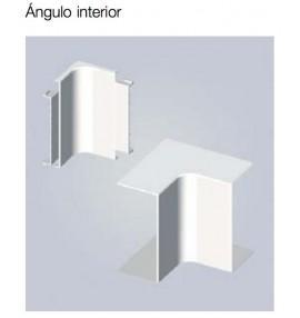 ANGULO INTERIOR PARA CANALETA 30mm BLANCO