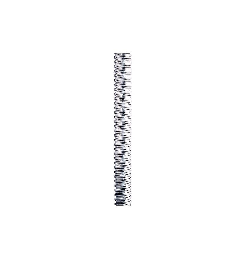 "TUBO METALICO FLEXIBLE PARA INTERIOR 3/8"" (9.52mm)"