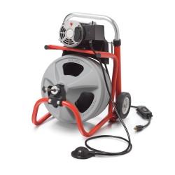Limpiadora de desagües modelo K-400 AF con C-32 IW