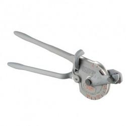 Dobladoras de tubo tipo trinquete de engranaje modelo 358