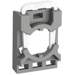 Base para boton o selector de 22mm