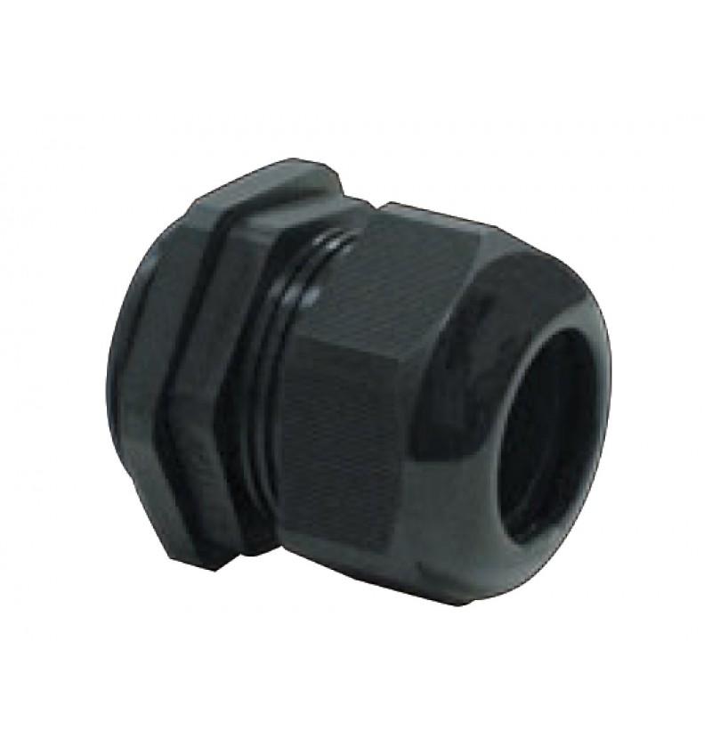 "CONECTOR GLANDULA DE 1/2"" (12.7mm) NYLON"